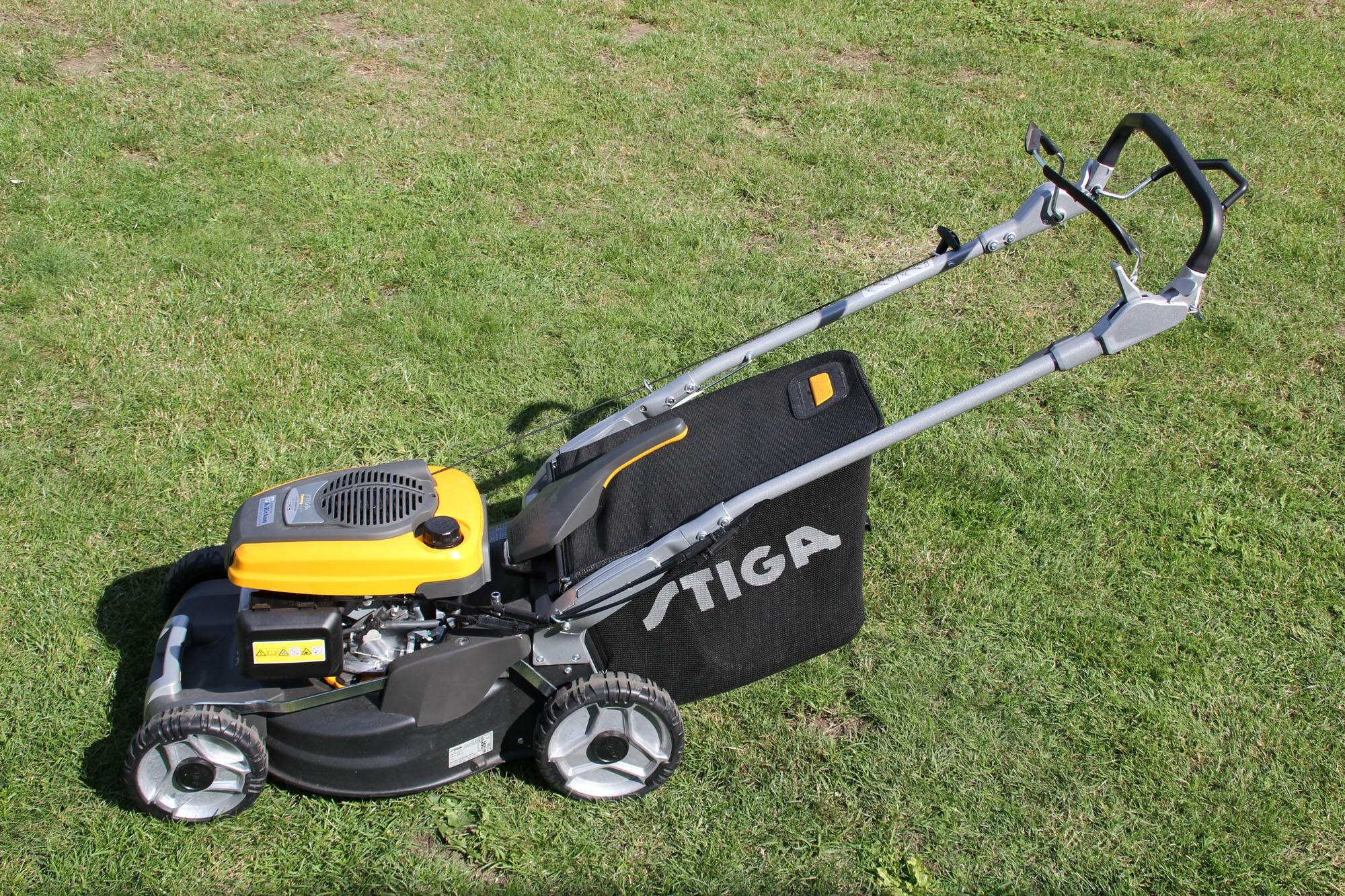 Stiga Twinclip 50 SV H